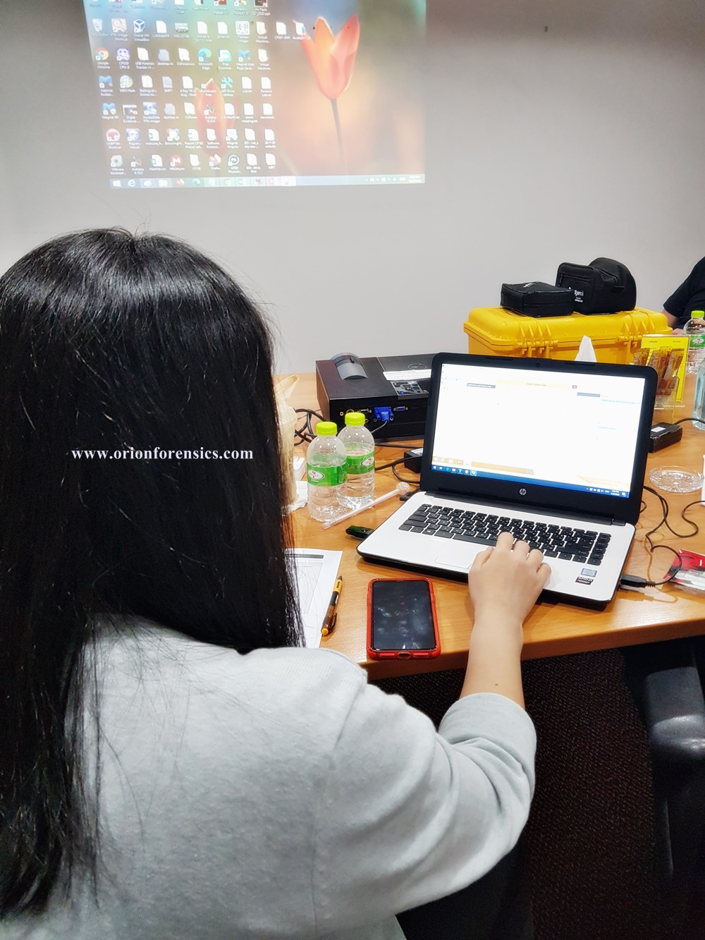 อบรม [Hands-on Workshop] Forensic Techniques for IT Auditors Course2