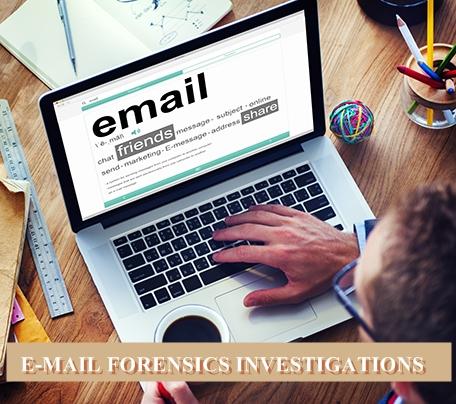 รวบรวมพยานหลักฐานจาก E-Mail